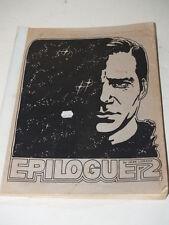 Star Trek Fan Script:Epilogue II-Jean Lorrah 1978-SOL Plus