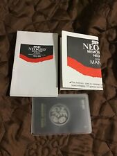 NEO GEO AES MVS MEMORY CARD NEO-IC8 TESTED WORKS SAVES, NEW OLD STOCK, COMPLETE!