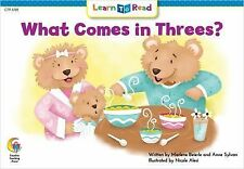 What Comes in Threes? Learn to Read