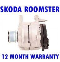 Skoda roomster 5J TDI 1.9 mpv 2006 2007 2008 - 2010 alternator 12 month warranty