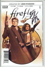 Firefly #1 (2019) Whedon Signed By Writer Greg Pak With Coa Only 100 Copies