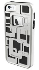 Qmadix Cube 3D Case for iPhone 5/5s -White