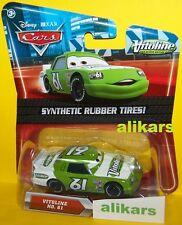 O - VITOLINE - No. 61 Piston Cup Disney Pixar Cars race auto die-cast racer car