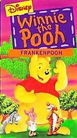 Winnie the Pooh Frankenpooh Walt Disney VHS Tape Animated Children Clamshell NEW