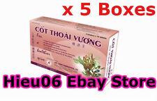 5 Boxes Cot Thoai Vuong  Reduce Joint pain  Strengthen bone health