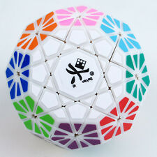 Wheels of Wisdom Magic Cube Twist Puzzle Dayan Gem Cube VI Brainteaser