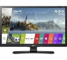 "LG 28MT49S 28"" Smart LED TV - Black (HD Ready 720p) (Minor scratch on screen)"