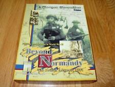 Avalanche Press 2004 - Beyond Normandy - Panzer Grenadier Game (UNPUNCHED)