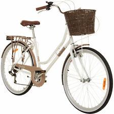 "Damenfahrrad 26 Zoll Cityrad Galano Belgravia Fahrrad Mädchenrad Blau B-Ware 16"""