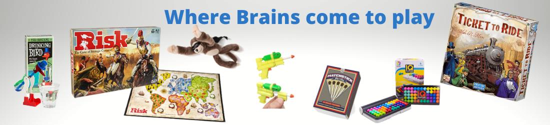 Cogs the Brain Shop