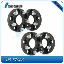 4X 20mm 5x4.5 14x1.5 HubCentric Wheel Spacers For 2015-Current Ford Mustang
