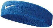 Nike Adult Unisex Headband Nnn07402 OS Royal Blue/white