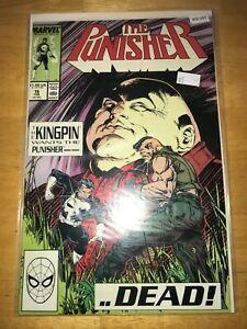 The Punisher 16 - Comic Book- B20-167