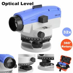 Professional 32X Dumpy Level / Auto Level / Optical Level- Surveying Tool Set