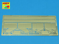 1/35 ABER 35A45 FENDERS for SOVIET T-34 (mod. 1942/45) - for TAMIYA DRAGON