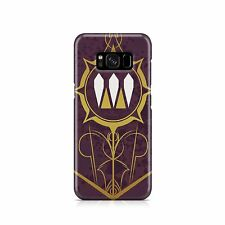 Purple Embelm Queen Legend Patterned Phone Case Cover Vibrant Phone Case Cover