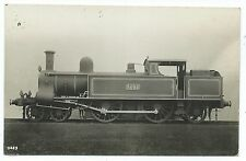 LONDON & NORTH WESTERN RAILWAY - LNWR Steam Loco no. 3092  Real Photo Postcard