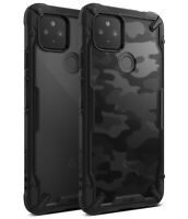 For Google Pixel 4a 5G Case | Ringke [FUSION-X] Rugged Cover (Not for Pixel 4a)