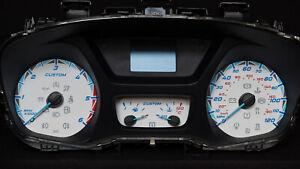 Ford Transit Custom White Lockwood Dials (2013 - 2018) Premium Quality