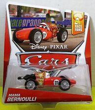 CARS 2 - MAMA BERNOULLI - Mattel Disney Pixar