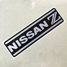 NISSAN Z24 ENGINE VALVE COVER DECAL sticker restoration renovation