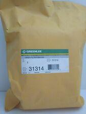 Greenlee 31314 Outer Filter Bag 690