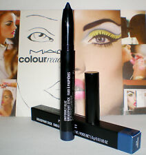 MAC Cosmetics Greasepaint Stick Eye Shadow Liner Eyeliner UNIFORMLY BLUE NIB