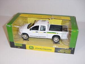 1/25 John Deere Dodge RAM 1500 Dealership Pick-Up Truck by ERTL NIB!
