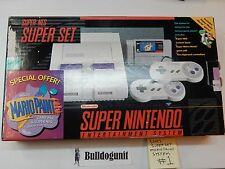 SNES Mario Paint Super Set System Complete Super Nintendo #1 Mario World