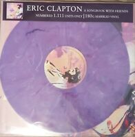 Eric Clapton - A Songbook with Friends 180g Marbled Vinyl Edition 1111 WW NEU