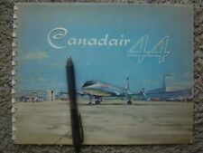 CANADAIR CL-44   - 24 PAGES - WITHOUT BINDING
