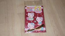 Hello Kitty galletas de Chocolate Candy Bolsas De Regalos de fiesta-Japón 185mm×120mm 15 un.