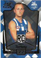 2018 Select Legacy Rookie (RC77) Billy HARTUNG North Melbourne 016/250