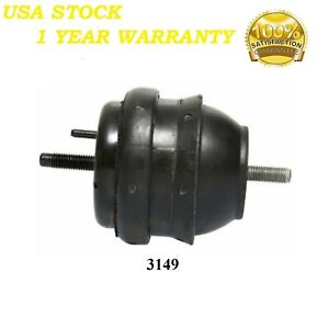 1 PCS FRONT LEFT OR RIGHT MOTOR MOUNT FIT 2005; 2010 Cadillac STS 3.6L & 4.6L