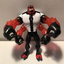 "Ben 10 FOUR ARMS Large 6"" Action Figure Cartoon Network CN"