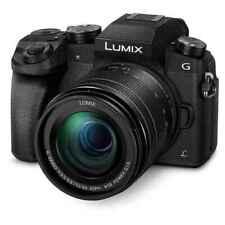 Panasonic LUMIX G DMC-G7 Kit Fotocamera Digitale Mirrorless da 16,0MP con Vario 12-60 F/3,5-5,6 Obettivo - Nero