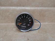 Yamaha 250 DT1 ENDURO Used Nice Small EARLY Tach Tachometer Vintage 1968 MT893