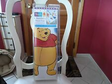Disney Pooh Jumbo Stick-ups, removable, reuseable