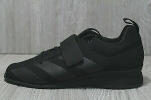 58 Adidas Adipower Weightlifting Squat Shoes Mens 5.5 - 12 Triple Black F99816