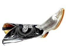 BOOTS COBRA(GENUINE SKINE)HED SNAKE FRONT,(F),LINING LEATHER OUT SOLE;IGIVALDI