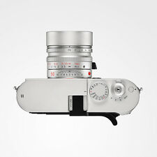 Design per Leica M/M-P/M240/M246/M262/M-D Camera Black Metal Thumbs Up hand Grip