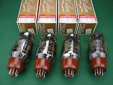 KT66 Genalex GOLD LION matched Quad = 4 Röhren / Tubes -> Röhrenverstärker