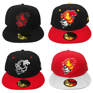 NWT New Era Albuquerque Dukes Isotopes MiLB 59Fifty Fitted Hat 7 1/4