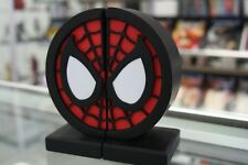 MARVEL'S SPIDER-MAN LOGO BOOKENDS