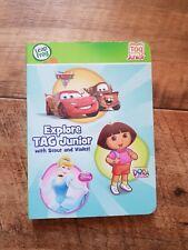 Tag Junior Book. Explore With Tag Junior