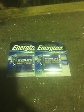 ENERGIZER  AA Ultimate Lithium Batteries 1 X 4 Pack 4 Battery's Total