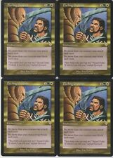 Dueling Grounds x 4 Invasion Magic the Gathering MTG Near Mint NM