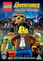 Lego - The Adventures Of Frizione Powers DVD Nuovo DVD (8275562)