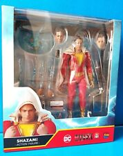Medicom Mafex 101 Shazam DC Comics Batman Spiderman