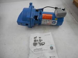 Goulds Pump J5S Shallow Well Jet Pump, 115/230 volt, 1/2 hp
